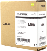 Druckerpatrone Canon PFI-307mbk