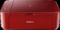 Multifunktionsgerät Canon PIXMA MG3650 rot
