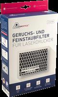 Feinstaubfilter Carbon 2 Stück Clean Office 850.50.50