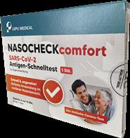 NASOCHECKcomfort Corona Selbsttest Clungene SARS-CoV-2