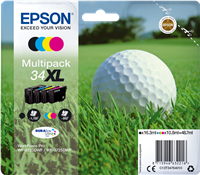 Multipack Epson 34XL