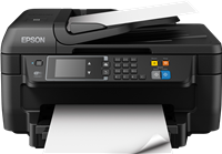 Multifunktionsgerät Epson WorkForce WF-2760DWF