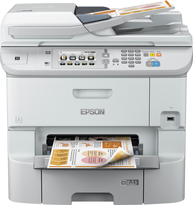 Multifunktionsdrucker Epson C11CD49301