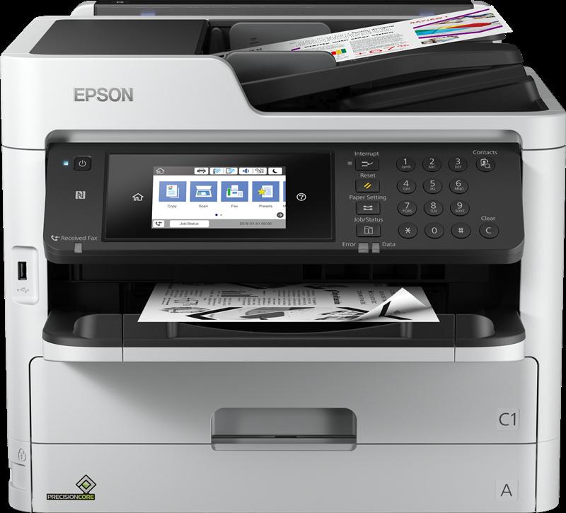 Multifunktionsdrucker Epson WorkForce Pro WF-M5799DWF