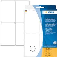 Vielzweck-Etikett HERMA 2490