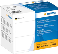 Frankieretiketten HERMA 4318