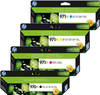 Value Pack HP 970XL + 971XL