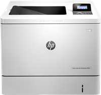 Farblaserdrucker HP Color LaserJet Enterprise M553dn