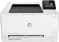 Farb-Laserdrucker HP Color LaserJet Pro M252dw