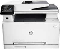 Multifunktionsgerät HP Color LaserJet Pro MFP M277dw