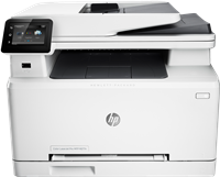 Multifunktionsgerät HP Color LaserJet Pro MFP M277n