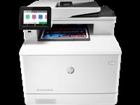 Multifunktionsdrucker HP Color LaserJet Pro MFP M479fdn