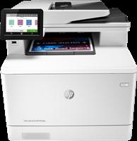 Farb-Laserdrucker HP Color LaserJet Pro MFP M479fdw