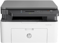 Schwarz-Weiß Laserdrucker HP Laser MFP 135wg
