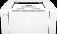 Schwarz-Weiß Laserdrucker HP LaserJet Pro M102a
