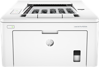 Laserdrucker Schwarz Weiss HP LaserJet Pro M203dn