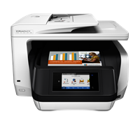 Multifunktionsgerät HP Officejet Pro 8730