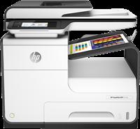 Multifunktionsdrucker HP PageWide MFP 377dw