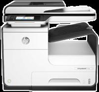 Multifunktionsgerät HP PageWide Pro 477dw