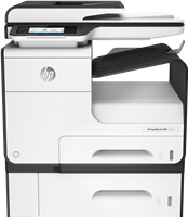 Multifunktionsgerät HP PageWide Pro MFP 477dwt