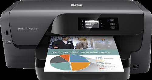 Multifunktionsdrucker HP Officejet Pro 8210