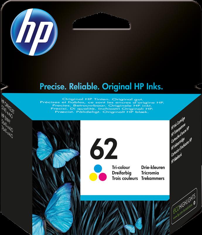 Druckerpatrone HP 62