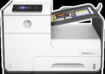 Tintenstrahldrucker HP PageWide Pro 452dw