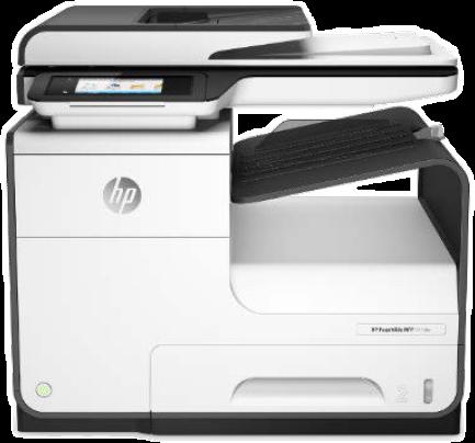 Multifunktionsdrucker HP PageWide Pro 477dw