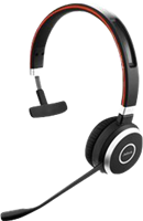 Headset Evolve 65 MS Mono Jabra 6593-823-309