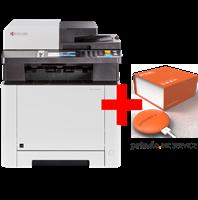Multifunktionsgerät Kyocera ECOSYS M5526cdw + INK SERVICE (Prindo SPOT)