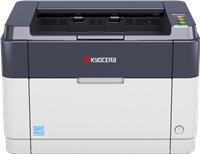 Laserdrucker Schwarz Weiss Kyocera FS-1061DN