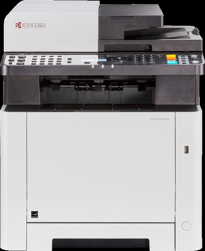 Farblaserdrucker Kyocera ECOSYS M5521cdn