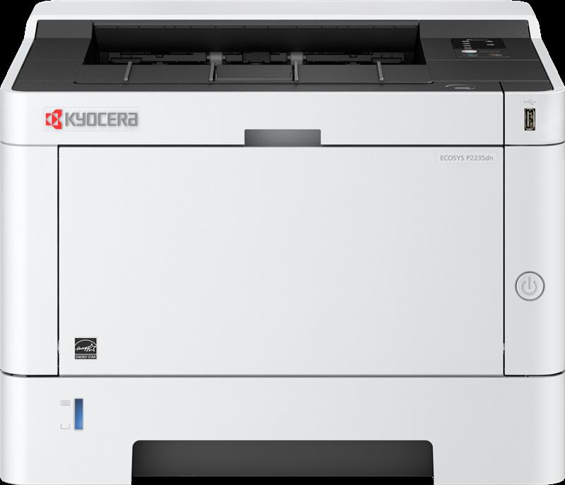 Laserdrucker Schwarz Weiß Kyocera ECOSYS P2235dn