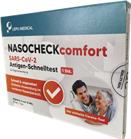 NASOCHECKcomfort Corona Selbsttest LEPU Medical SARS-CoV-2