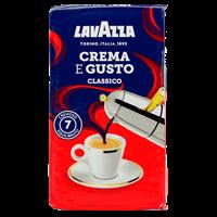 Lavazza Crema E Gusto Classico 250g Kaffee gemahlen