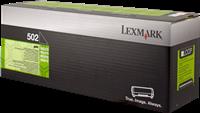 Toner Lexmark 502