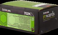 Toner Lexmark 70C20K0