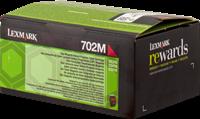 Toner Lexmark 70C20M0