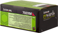 Toner Lexmark 70C2XM0