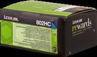 Toner Lexmark 802HC