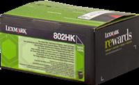 Toner Lexmark 802HK