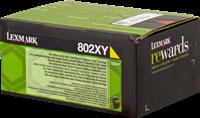 Toner Lexmark 80C2XY0
