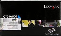 Lexmark C734A1CG+