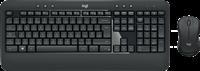 MK540 Advanced - Tastatur, Maus Logitech 920-008675