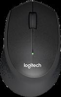 Logitech M330 Silent Plus, Kabellose Maus