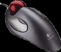 Logitech TrackMan Marble Kabelgebundene Trackball Maus