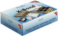 X-Bänder im Karton Läufer 59102
