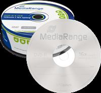 MediaRange DVD-R Rohlinge 4.7GB