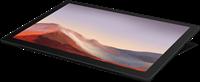 Microsoft Surface Pro 7 Tablet Schwarz