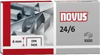 Heftklammern Novus 040-0158